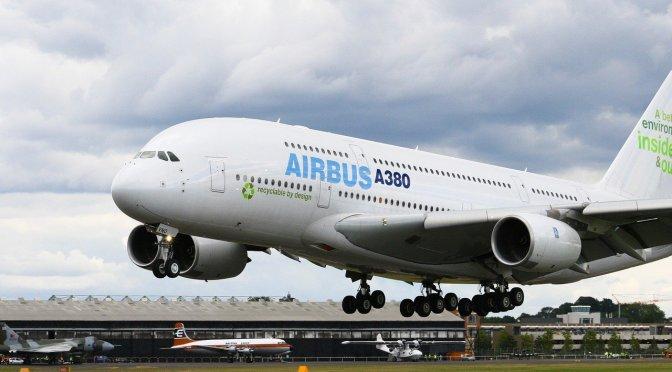 Airbus considera la venta de piezas pequeñas