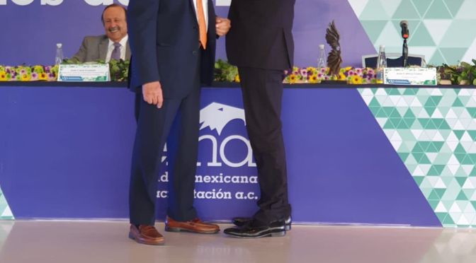 EMA designa a Mario Gorena Mireles como su nuevo presidente