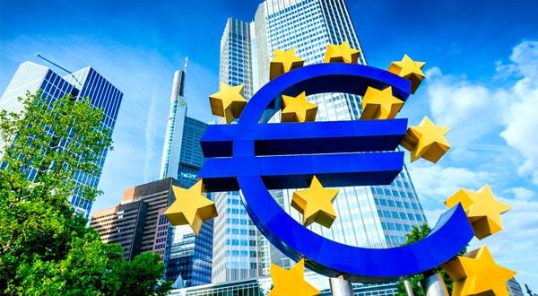 Rendimientos de los bonos de la zona del euro retroceden