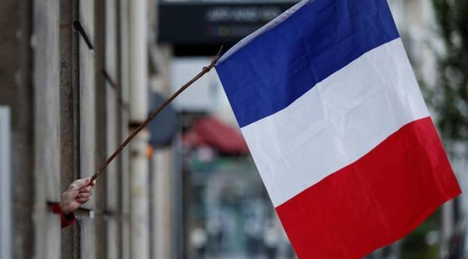 Revisión del PIB francés muestra que la economía se contrajo de nuevo en el primer trimestre