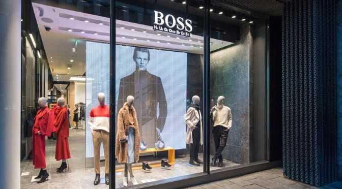 Hugo Boss ve en China auge en sus ventas a pesar de la llamada de boicot