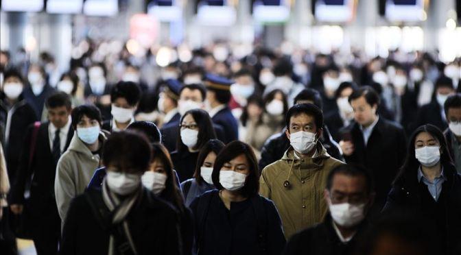 Japón ampliará estado emergencia por pandemia antes de Juegos Olímpicos