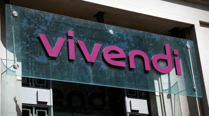 Vivendi contempla venta de un 10% adicional de las acciones de Universal Music