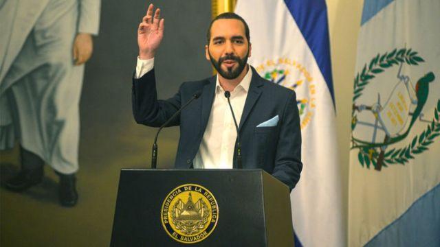 El presidente de El Salvador quiere que el Bitcoin sea una moneda legal en su país