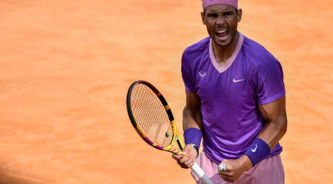 Nadal aplasta a Norrie para llegar a la cuarta ronda del Roland Garros