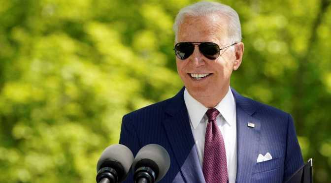 Biden se reunirá con senadores bipartidistas para discutir el plan de infraestructura