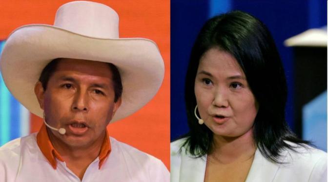 Peruanos eligen presidente en medio de estragos del COVID-19
