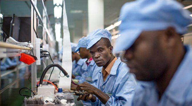 Principales bancos del G7 prometen 80,000 millones de dólares para las empresas africanas