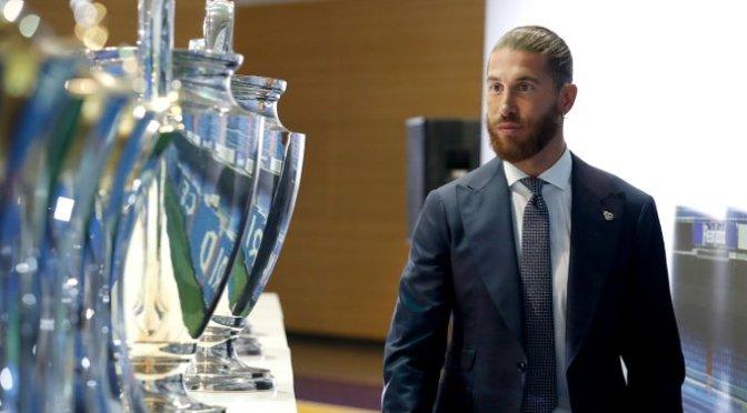Acepté la oferta del Madrid pero me dijeron que había caducado: Ramos