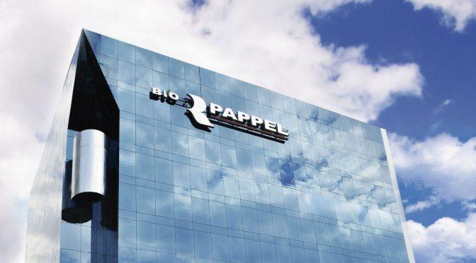 Contrata Bio Pappel crédito sindicado de 400 mdd