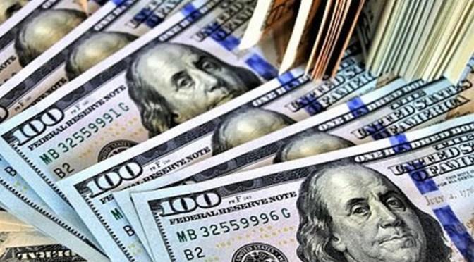Dólar se mantiene por encima de los mínimos de una semana