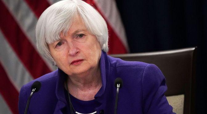 Janet Yellen destaca que instó al G7 a mantener el apoyo fiscal para la recuperación y las inversiones climáticas