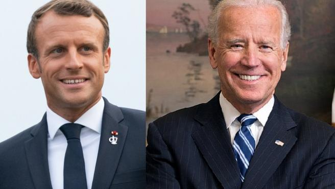 Emmanuel Macron dice que  Estados Unidos es aliado de Europa… otra vez