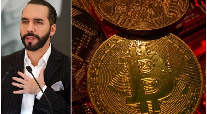 """Funcionario del BPI pone en duda el """"experimento"""" de bitcoins de El Salvador"""