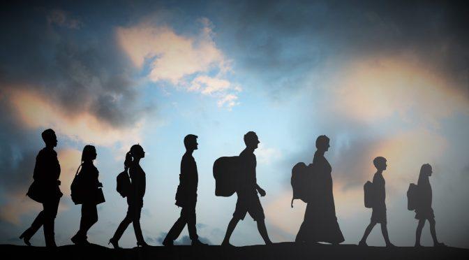 Impacto del cambio climático podría reflejarse en los patrones de migración humana