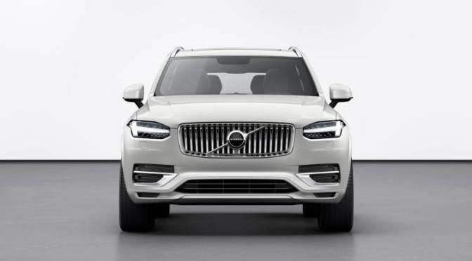 SUV eléctrico XC90 de Volvo incluirá sensores lidar como equipo estándar el próximo año