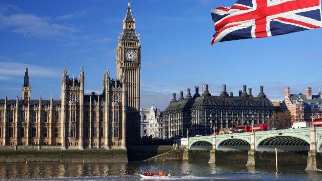 Economía británica crece, pero le falta para reponerse