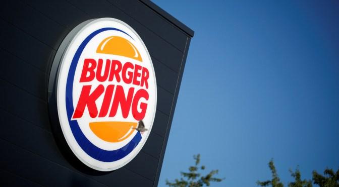 Ventas de Burger King superan estimaciones trimestrales