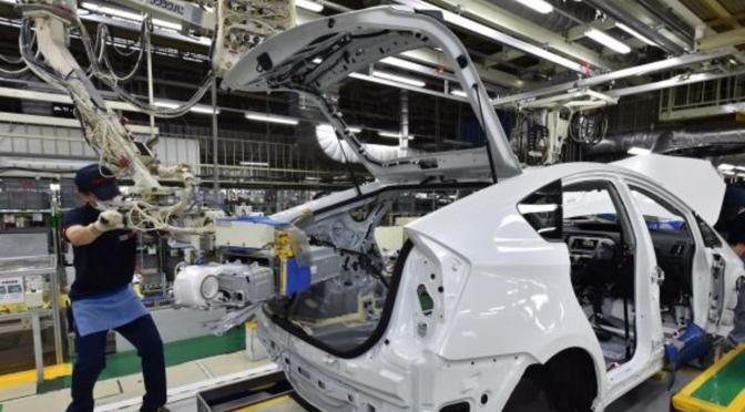 Toyota suspenderá producción de vehículos de Tailandia debido a escasez de piezas