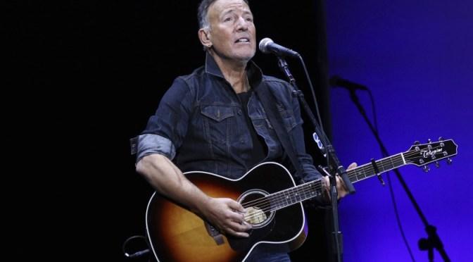 Springsteen y Jennifer Hudson actuarán en concierto en Nueva York