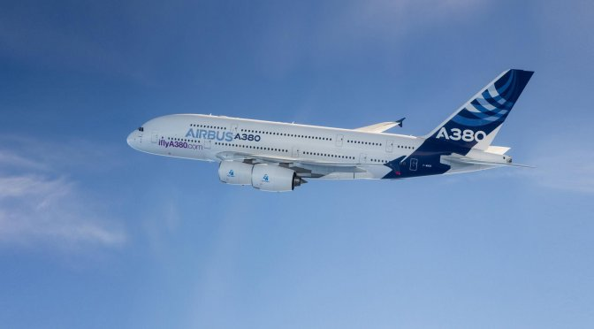Acciones de Airbus suben tras un salto del 52% en las entregas de aviones