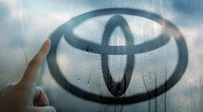 Toyota presiona en Estados Unidos para que se desacelere el cambio a electromovilidad
