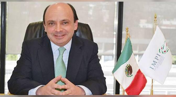 Nombran a Alfredo Rendón nuevo titular del IMPI