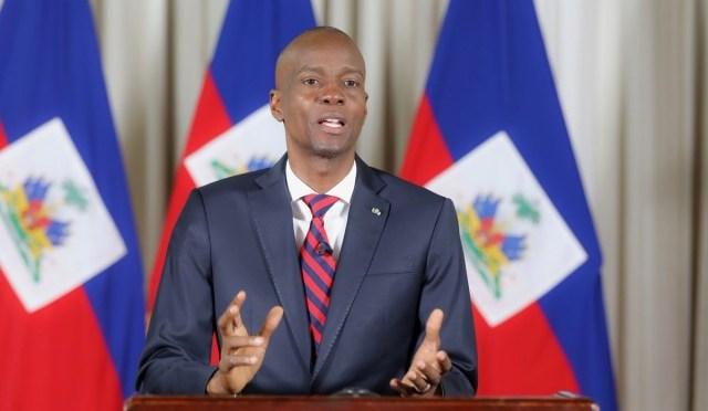 Presidente de Haití recibió doce impactos de bala, según el informe forense