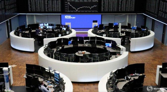 Acciones europeas se recuperan después de la peor venta de 2021