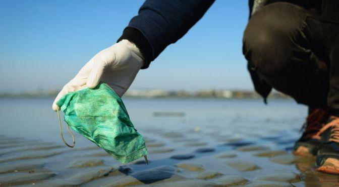 Pandemia y medio ambiente: cuál es el impacto ambiental de los cubrebocas