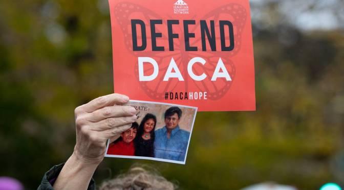 Empresas tecnológicas estadounidenses decepcionadas con el fallo de DACA