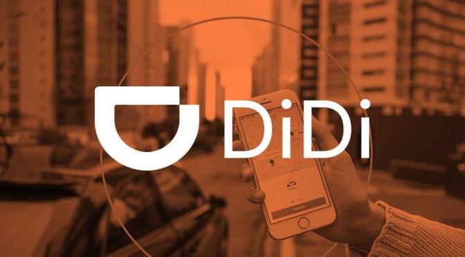 Didi dice que almacena todos los datos de usuarios y carreteras de China en China