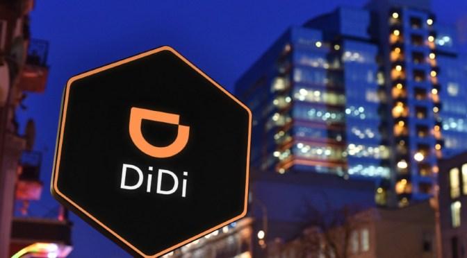 Didi dice que la eliminación de aplicaciones puede afectar los ingresos de otras empresas chinas
