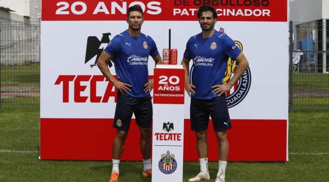 Tecate® renueva patrocinio con Chivas y celebra alianza con lata conmemorativa