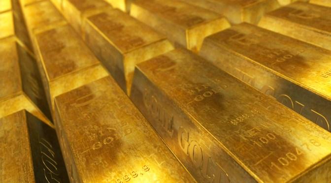 Precios del oro se mantienen estables