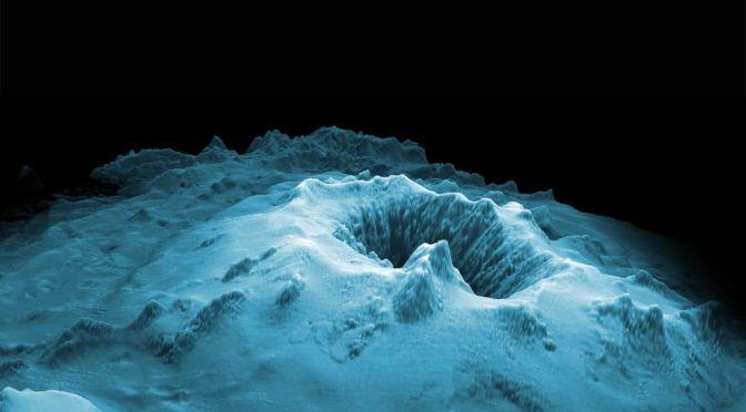 Volcán submarino podría ofrecer una ventana al interior de la Tierra