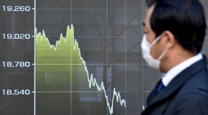 Toyota arrastra a Nikkei a un mínimo de 7 meses