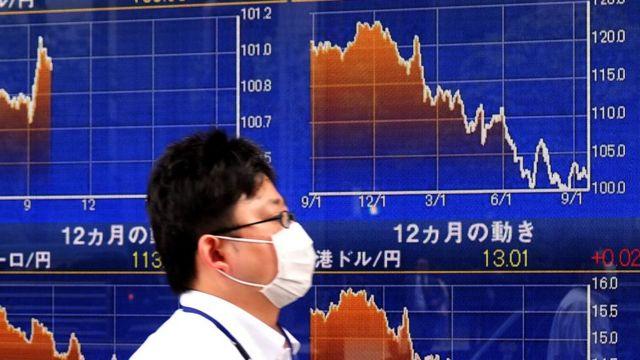 Acciones de Japón terminan más altas a medida que la alegría de las ganancias compensa las preocupaciones por el virus