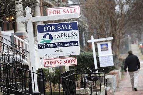 Tasas hipotecarias estadounidenses caen por debajo del 3% por primera vez desde febrero