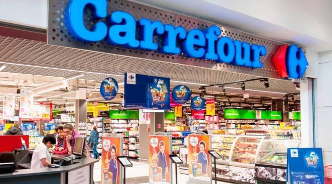Carrefour lanzará una venta de 1,900 millones de dólares de fuentes comerciales de Taiwán