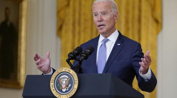 Sorprende a equipo de Biden el rápido avance del Talibán