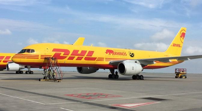 DHL ordena 12 aviones de Eviation, planea la primera red eléctrica