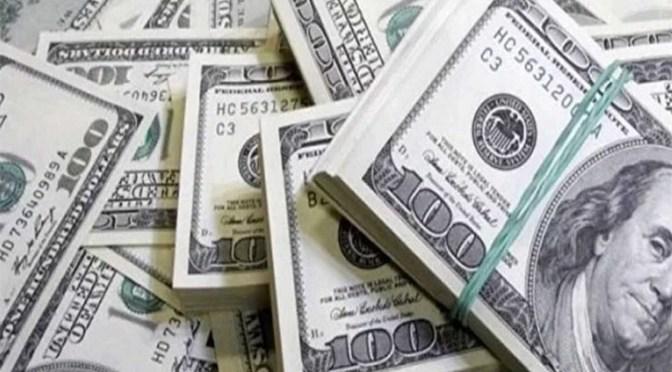 Dólar tiene su segunda semana de ganancias