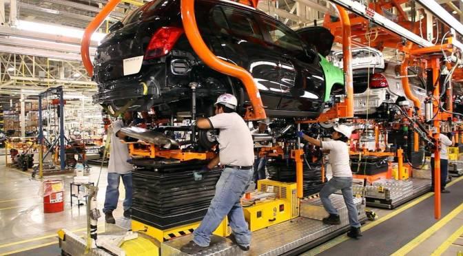La producción industrial en México cae a su menor nivel en 2021