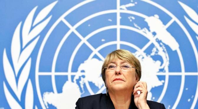Jefa de derechos humanos de la ONU dice que tiene informes creíbles de ejecuciones talibanes