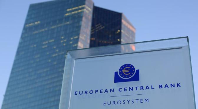 Cuentas del BCE muestran un amplio debate sobre la orientación