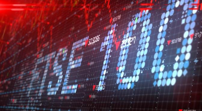 FTSE 100 se establece en la peor sesión en un mes