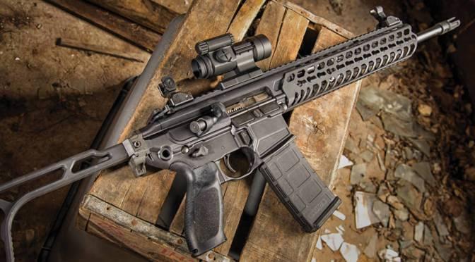 México cerca de un acuerdo para comprar rifles automáticos Sig Sauer de fuentes estadounidenses