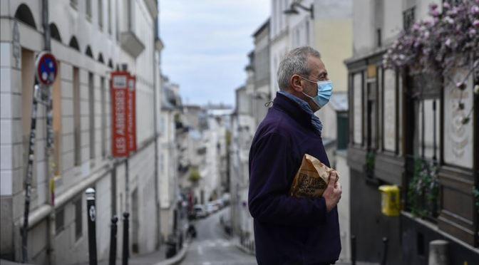 Confianza del consumidor francés se mantiene a pesar de las restricciones de COVID