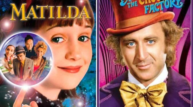 Netflix compra los derechos de Matilda y Willy Wonka